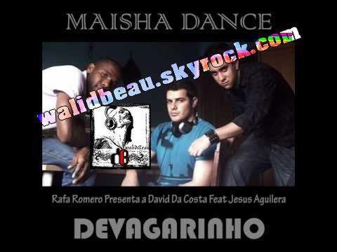 Rafa Romero, Jesus Aguilera, David Da Costa  / Devagarinho-Club Mix (2012)