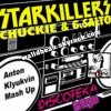 Starkillers & Chuckie vs. Gregor Salto  / Discoteka in Vegas (Anton Klyukvin Mush Up) (2012)