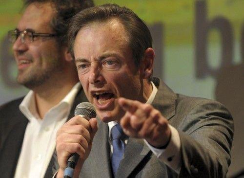 J'ai eu peur Monsieur De Wever