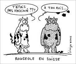 Rougeole : les vaccinés sont le vrai  danger !