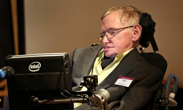 La réponse géniale de Stephen Hawking face à la terreur de l'EI