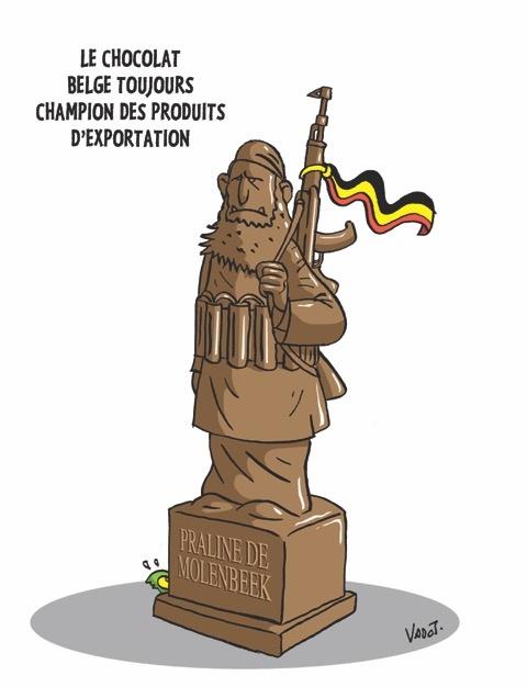 Terrorisme:le «belgium bashing» agace Bruxelles