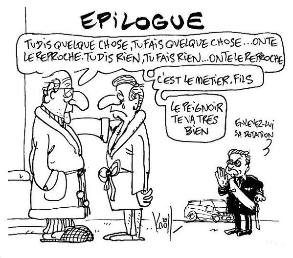 """Le """"peignoirgate"""" n'aura pas lieu en Belgique. Notre roi se rachète!"""