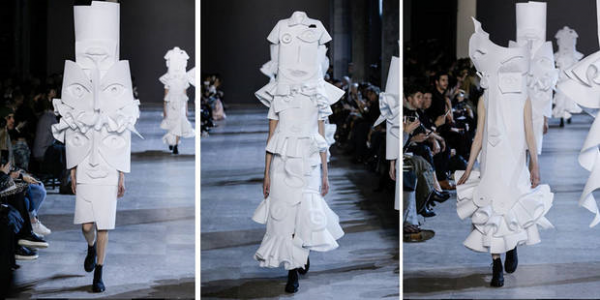 Viktor & Rolf :  HAUTE couture ou sculpture ?