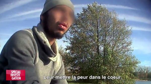 """""""Soldats d'Allah"""": un journaliste a infiltré pendant 6 mois une cellule de l'EI en France (RTL info)"""