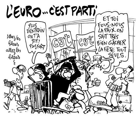 Avec une finale: France - Belgique!!