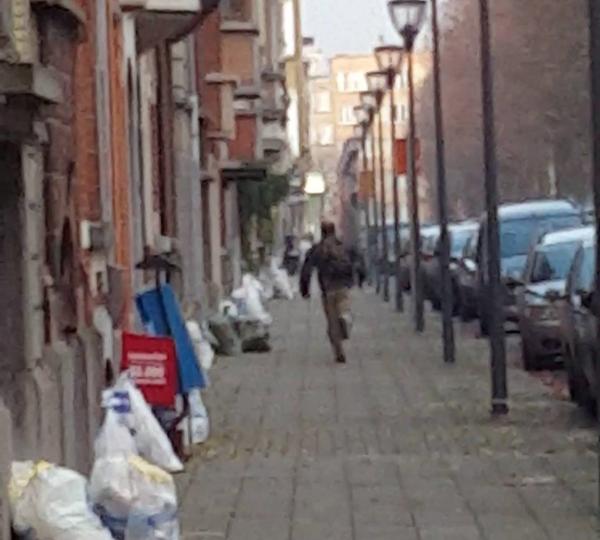 Harcèlement en rue à Bruxelles. Rien ne change!