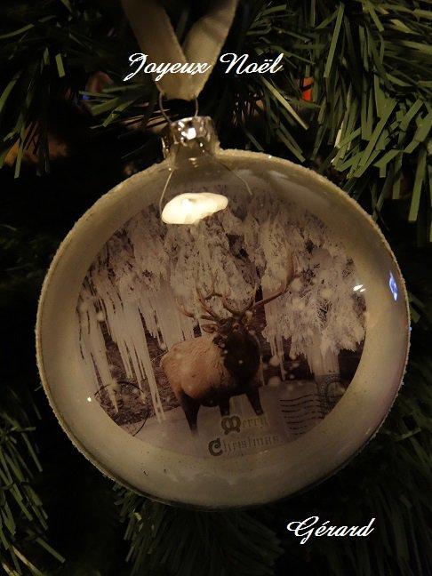 Excellente fête de Noël.