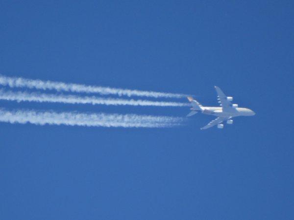 Une idée de voyage dans un ciel d'azur?