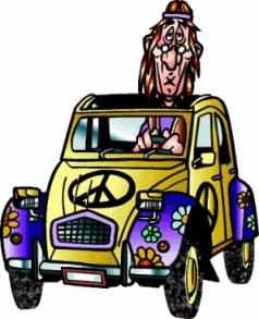 Vieillir ou conduire, il faut choisir!!!! J'ai choisi!