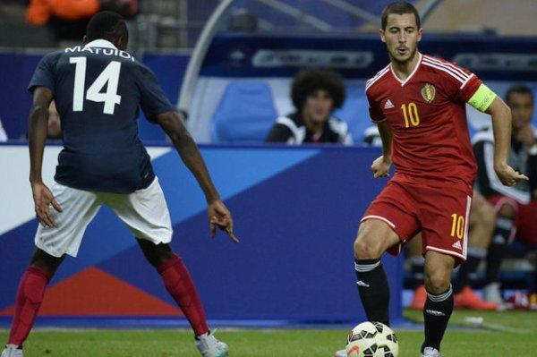 Belgique-France : le plus vieux match du monde !