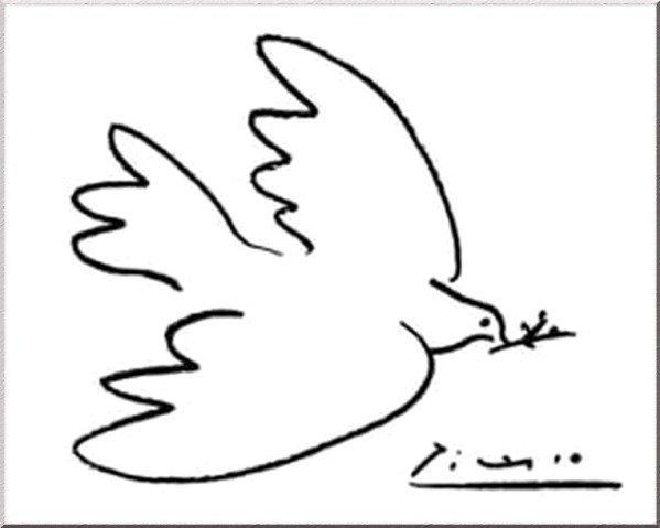 """""""Plus jamais ça"""" qu'ils disaient. Un fou ( Hitler) n'a pas admis et a remis ça! La paix se gagne aussi."""