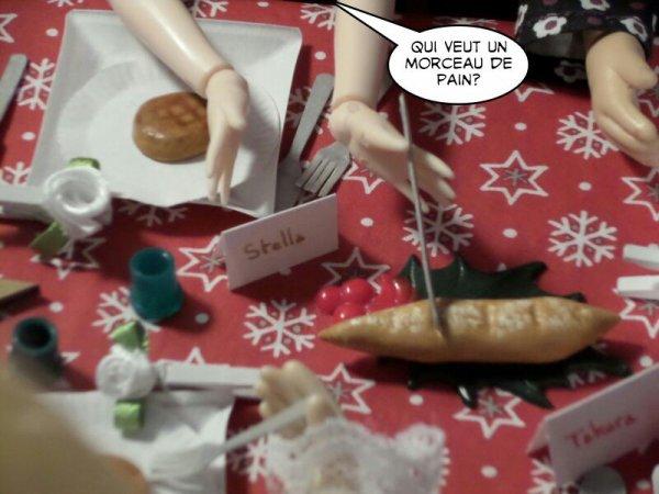 Le jour de Noel #1