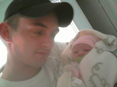 sloane et son papa