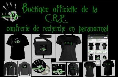 Banière Boutique C.R.P.