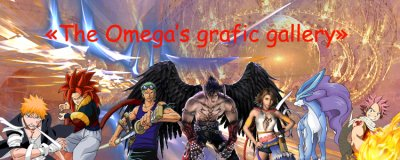 ">>> Ici commence ""The Omega's Graphic gallery"" <<<"