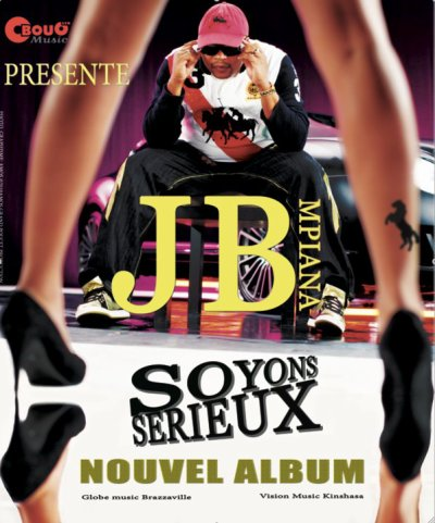 JB Mpiana et Wenge BCBG bientot Soyons serieux