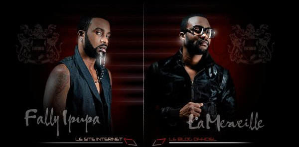 Fally Ipupa new site www.fallyipupaworld.com