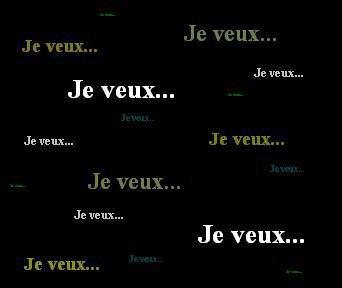 Touut Ce ke Jveu et Ke Joraiis!!  :)