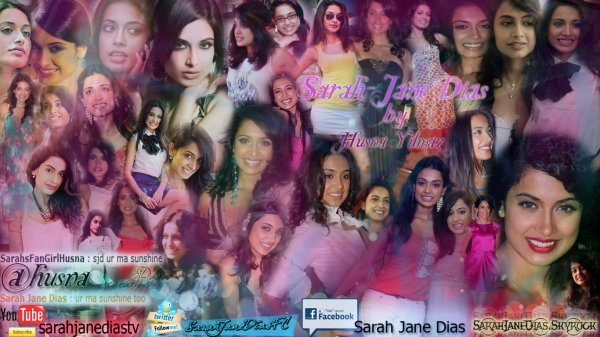 Sarah-Jane Dias | Youtube! Twitter! Facebook! Skyrock! *Official Fanclubs*