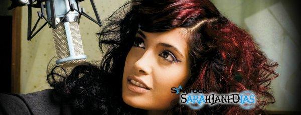 Sarah-Jane Dias L´OREAL Shoot