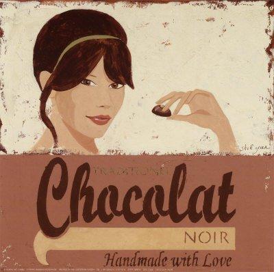 Les vertues du chocolat... sont quasiment orgasmiques! ;-)