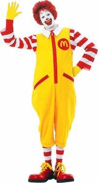 Plus tard, je me marierais avec Ronald Mac Donald . ♥