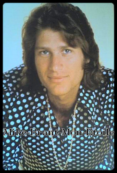 Mike Brant le crooner à la voix d'or
