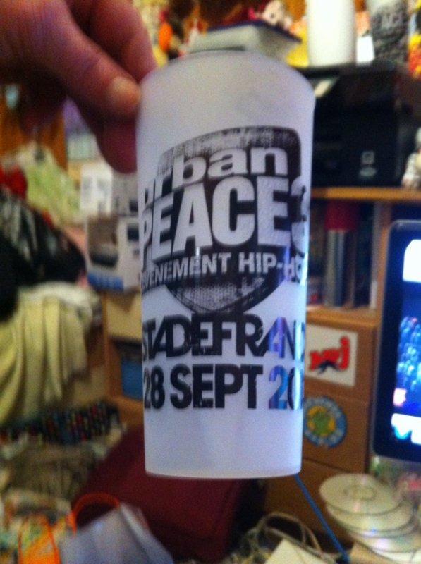 Souvenir d'urban peace