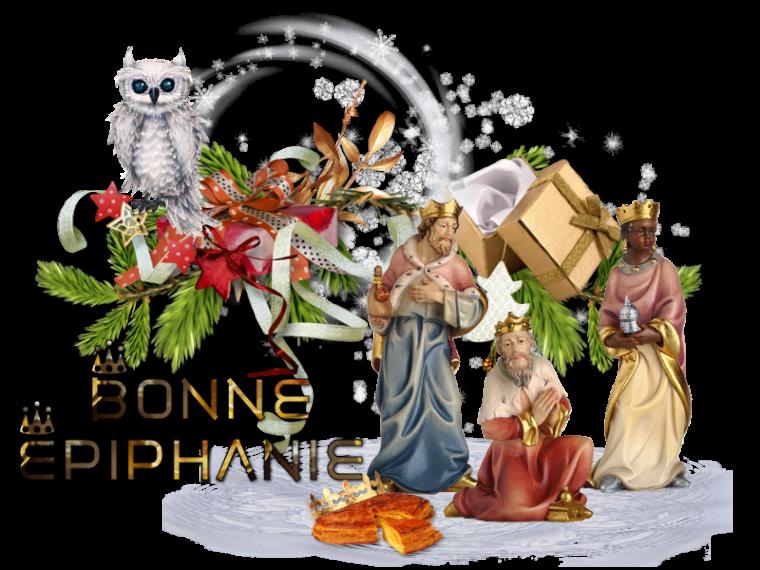 BONNE EPIPHANIE