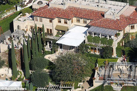 Nicole Richie et Joel Madden : un mariage hollywoodien