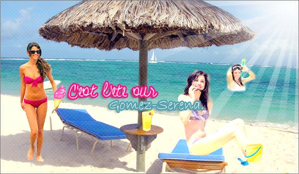 GOMEZ-SERENA Ta nouvelle source sur Selena Gomez !