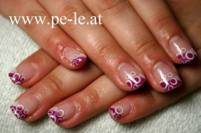 HBNails stamping Schablone ; )