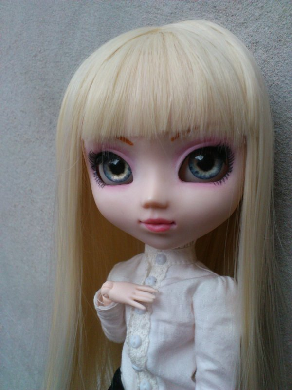 Présentation de Lili (personnage de Tekken )/ Pullip lili rochefort