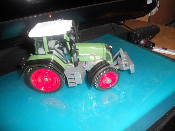 Modification fendt 820 universal hobbies