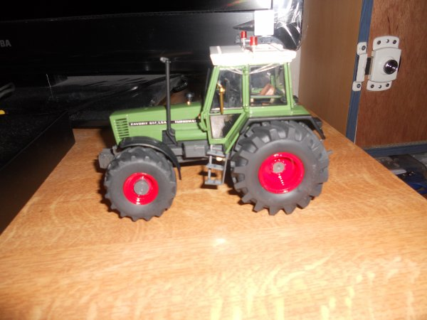 Modification Fendt 615 LSA .