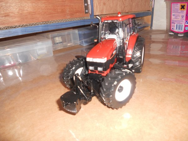 Modification Fiatagri G 240 ROS.