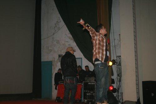 True Mafia @ Cinema Avenida Le 04-02-12 !! ( With Dj Evo )