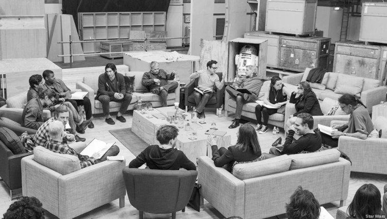 Star Wars VII ... J'ai peur