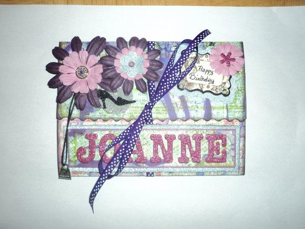 Carte Joanne