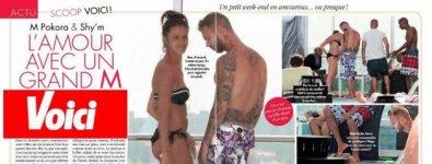 News 28 Août 2011 : Shy'm dément