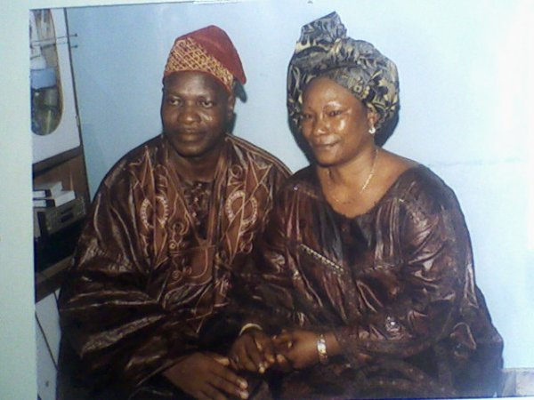 MY GRAND PARENT'S