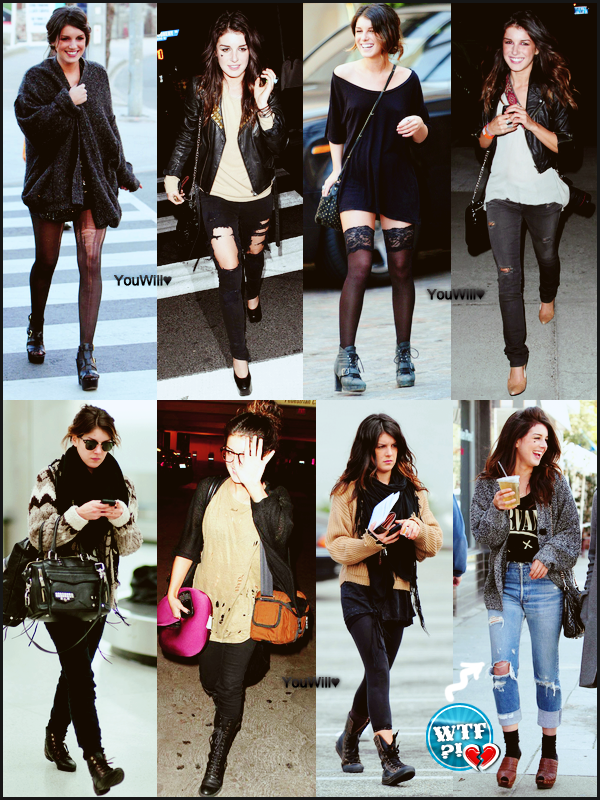 Article n°2/////Style (Shenae Grimes)