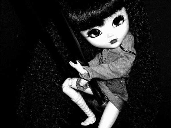 1ère Edition 2manche RainbowOfGold-Doll