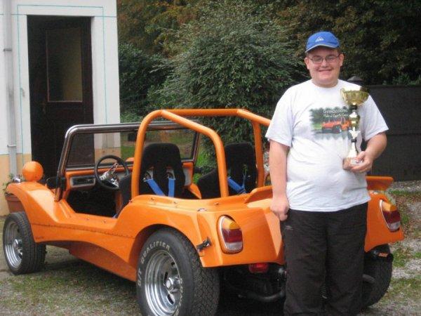 moi et le buggy