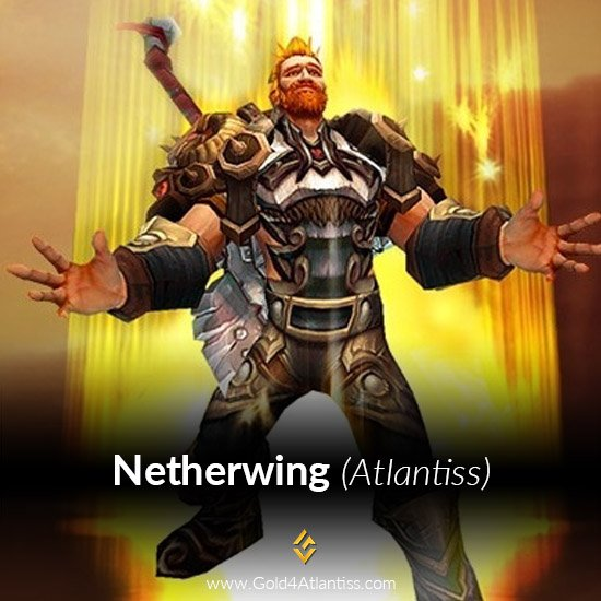 199+ Level 70 Accounts Available for Netherwing (Atlantiss.eu TBC WoW)