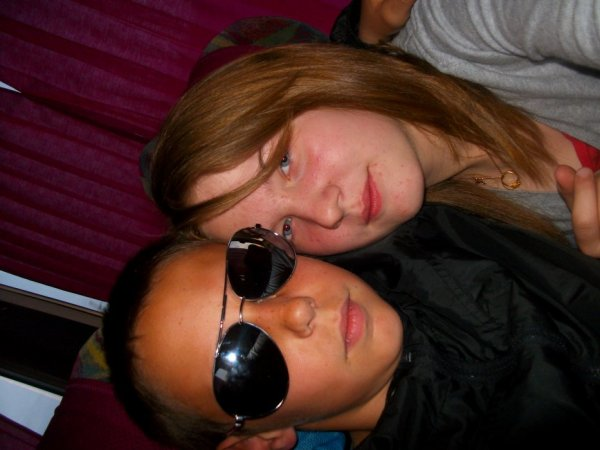 marie and moi ^^