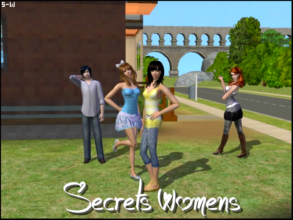 Secrets Womens
