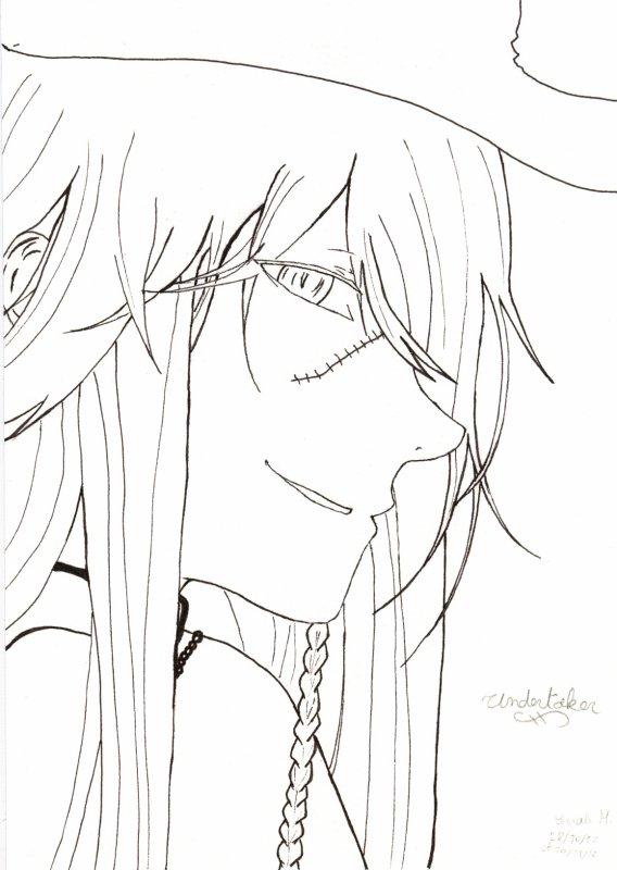 Undertaker - dessiné par moi, il est ressemblant?