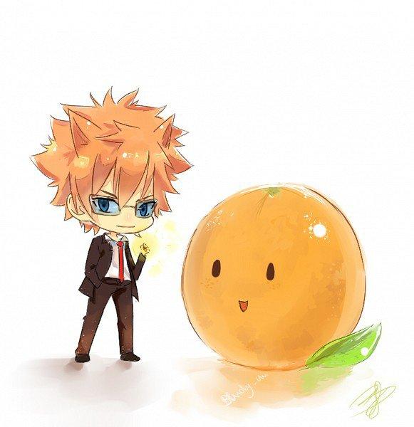 Léo-Orange♥